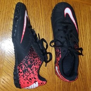 Indoor Nikes soccer shoes
